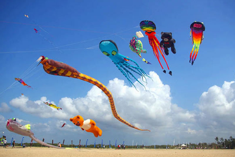 Sanur International Kite Festival